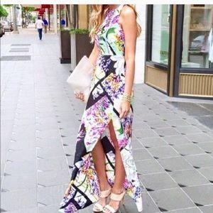 Yumi Kim Chelsea Floral Maxi Dress
